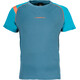 La Sportiva Motion Running T-shirt Men teal